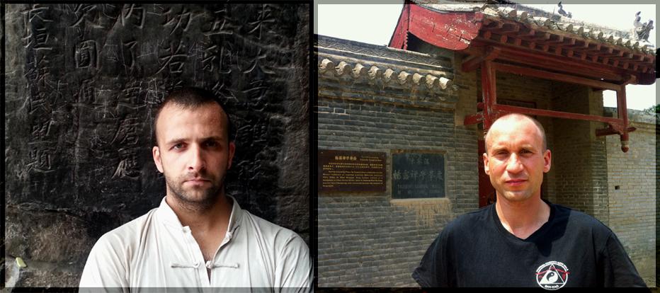 Trenerzy SANBAO podczas pobytu w Chinach
